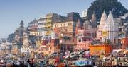 River at Varanasi