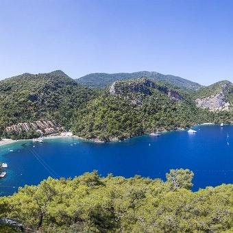Mediterranean Coastal Location