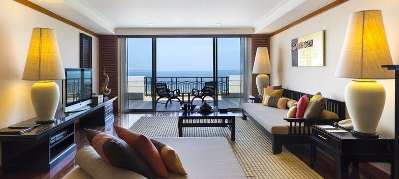 Ayutthaya Suite - Living Room