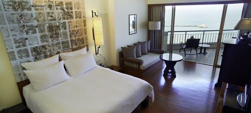 King Ocean View Room