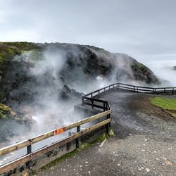 Hot springs at Deildartunguhver