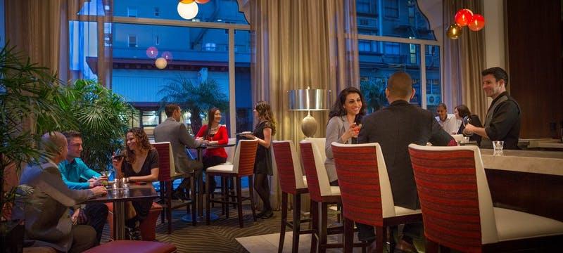 The Mortimer Bar & Lounge