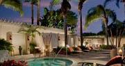 Hotel del Coronado Hot Tub