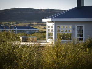 Exterior Hot Tub, Hotel Grimsborgir, Golden Circle, Iceland