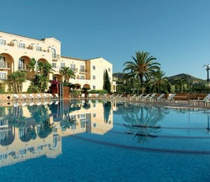 Outdoor Pool at La Manga Club - Hotel Principe Felipe