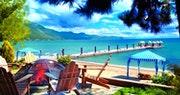 Lake Front Beach