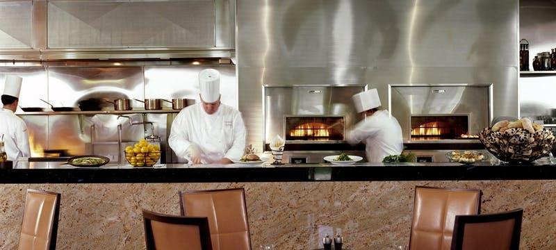 Dining restaurant at Hyatt Regency Monterey Hotel & Spa