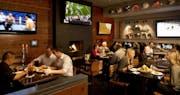 Restaurant area at Hyatt Regency Monterey Hotel & Spa