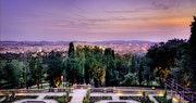 Night Time Views Of Florence