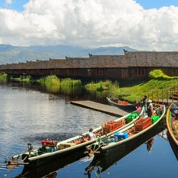 Luxury Inle Lake Holidays
