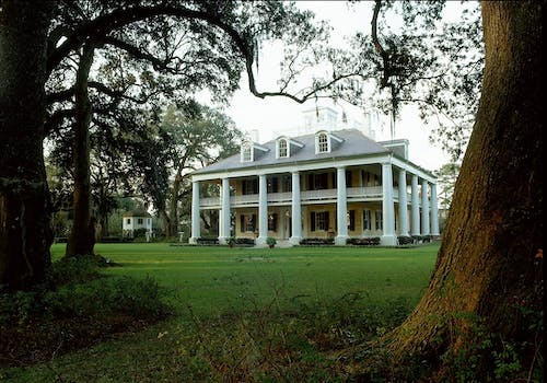 Exterior of Inn at Houmas House, Louisiana