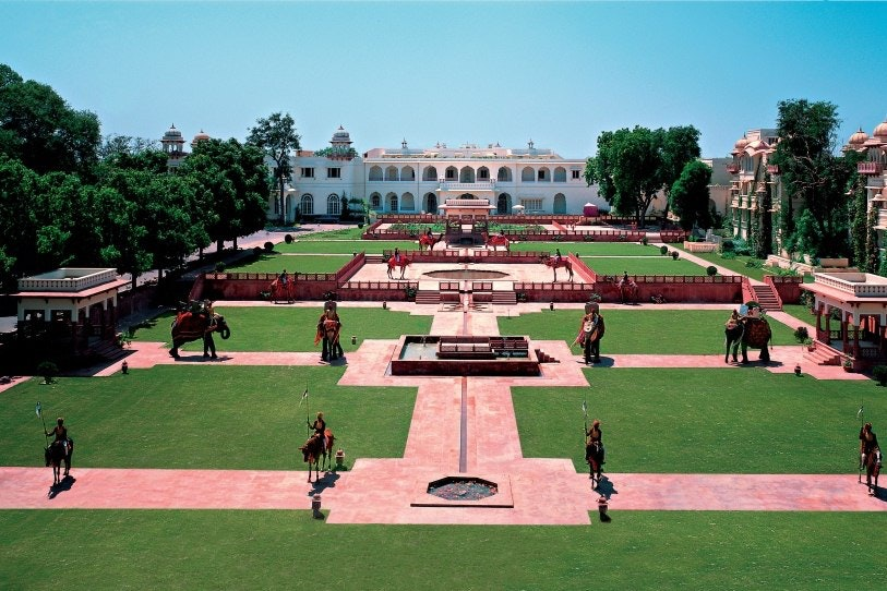 Jai Mahal Palace  North India And Rajasthan