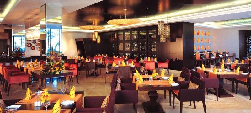 Ibn Majed main restaurant