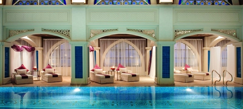 Talise Ottoman Spa thalassotherapy pool