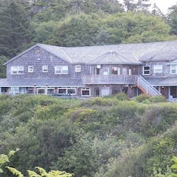 Exterior of Kalaloch Lodge (Forks)