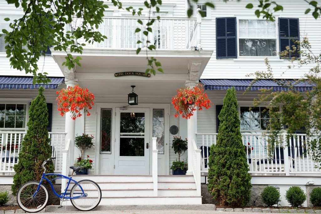 Kennebunkport Inn, Maine