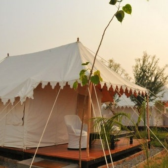 Khem Villas Luxury Jungle Camp