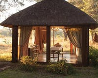 Spa treatment  at Kings Camp Private Game Reserve, South Africa
