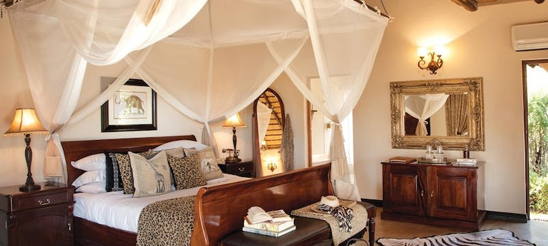 Bedroom  at Kings Camp Private Game Reserve, South Africa