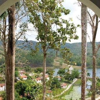 La Moka Views From The Lobby