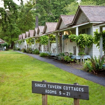 Lake Crescent Lodge (Olympic National Park)