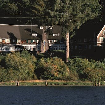 Lake Quinault Lodge (Olympic National Park)