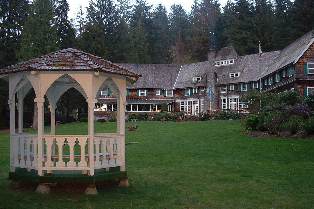 Lake Quinault Lodge (Olympic National Park) 3