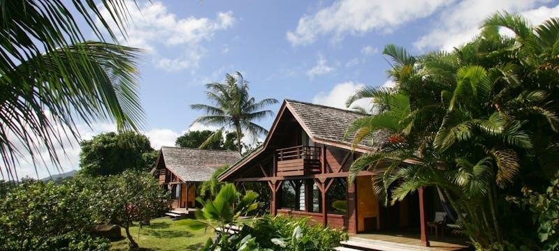 Le jardin malanga hotel western and oriental for Jardin 5 sens guadeloupe