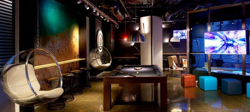 Sandbox Games Room