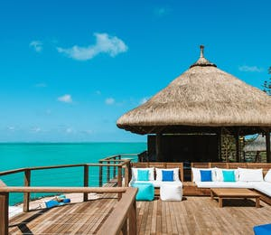 Intimate Luxury Tented Safari + Adult Only Boutique Mauritius Hotel