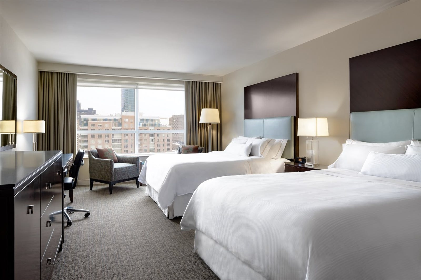 Traditional Room at Le Westin Montreal, Quebec