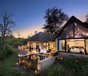 Lion Sands Ivory Lodge Villa Suite, South Africa