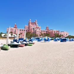 Beach View of Don CeSar Resort (St Pete Beach)