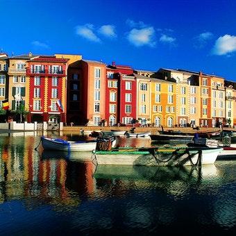 Universal's Loews Portofino Bay Resort