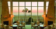 Beautiful sea view at Loews Santa Monica Beach Hotel