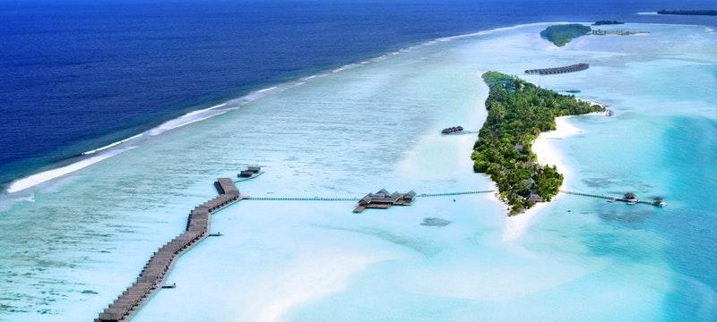Maldives Two Island Paradises