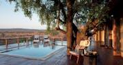 Lodge Pool Deck