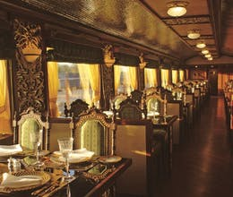 Maharajas' Express Train – Golden Triangle and Tigers