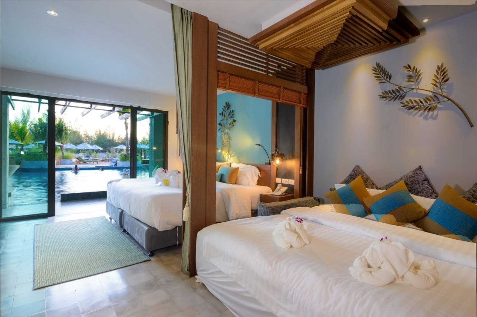 Deluxe Suite Pool Access at Mai Khao Lak Beach Resort & Spa