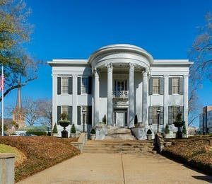 Jackson, Governor's Mansion