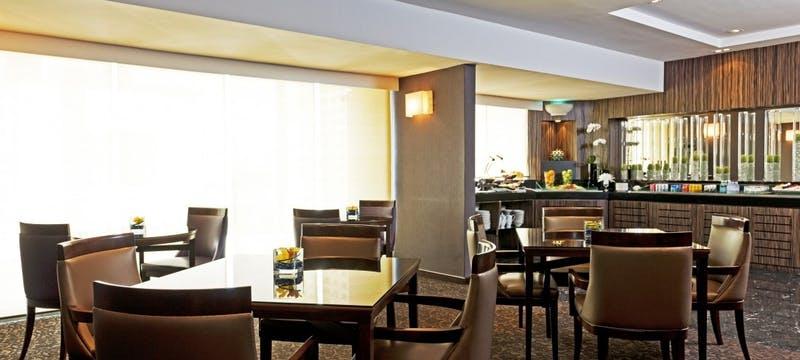 Meritus Club Lounge