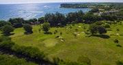 Golf Club Aerial