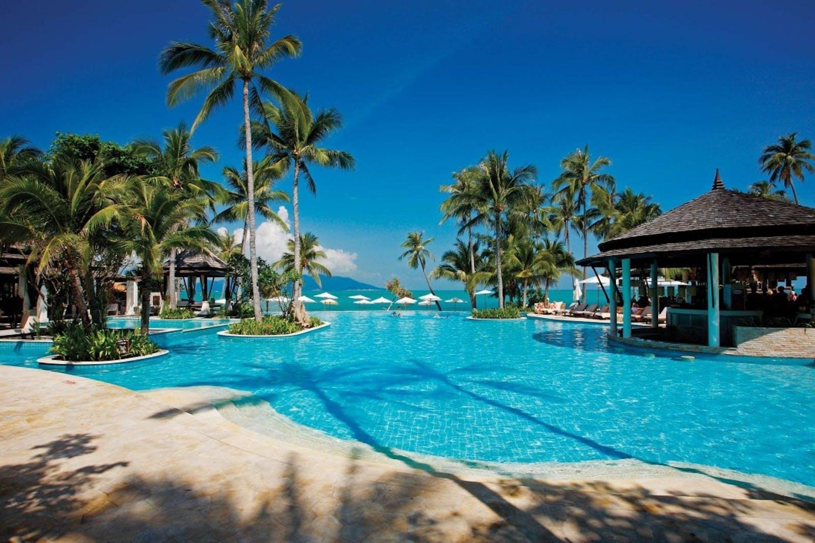 Melati Beach Resort And Spa Luxury Hotels In Koh Samui