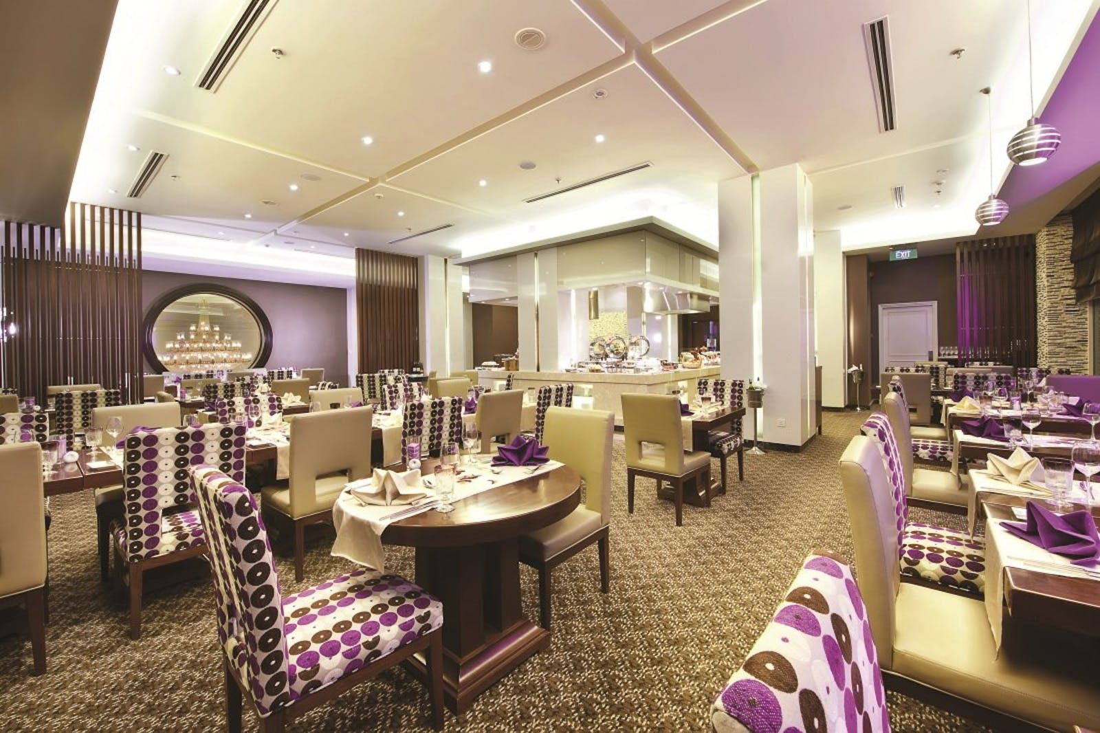Restaurant at Movenpick Hotel Hanoi