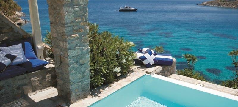 Junior Suite With Pool