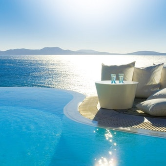 Views From Mykonos Grand