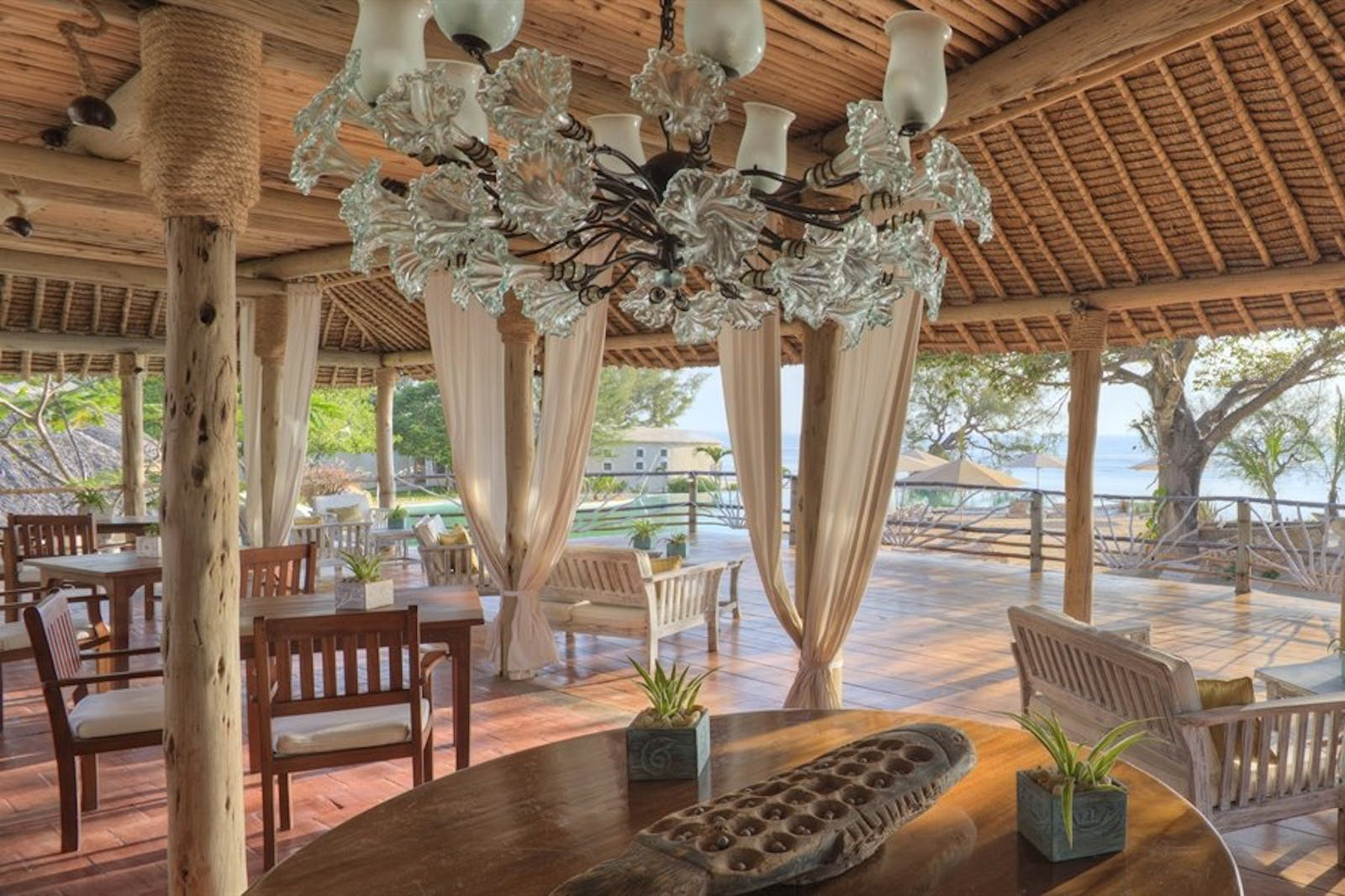 Restaurant at Ocean Spa Lodge