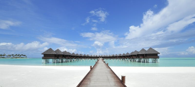 Jetty to Water Villas