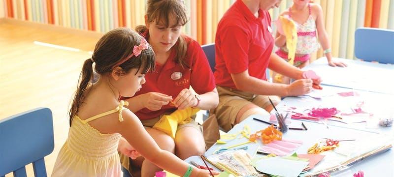 Olympic Lagoon Resort Paphos Little Monsters Kids Club