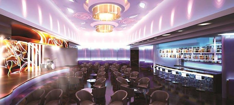 Olympic Lagoon Resort Paphos Cinnamon Bar